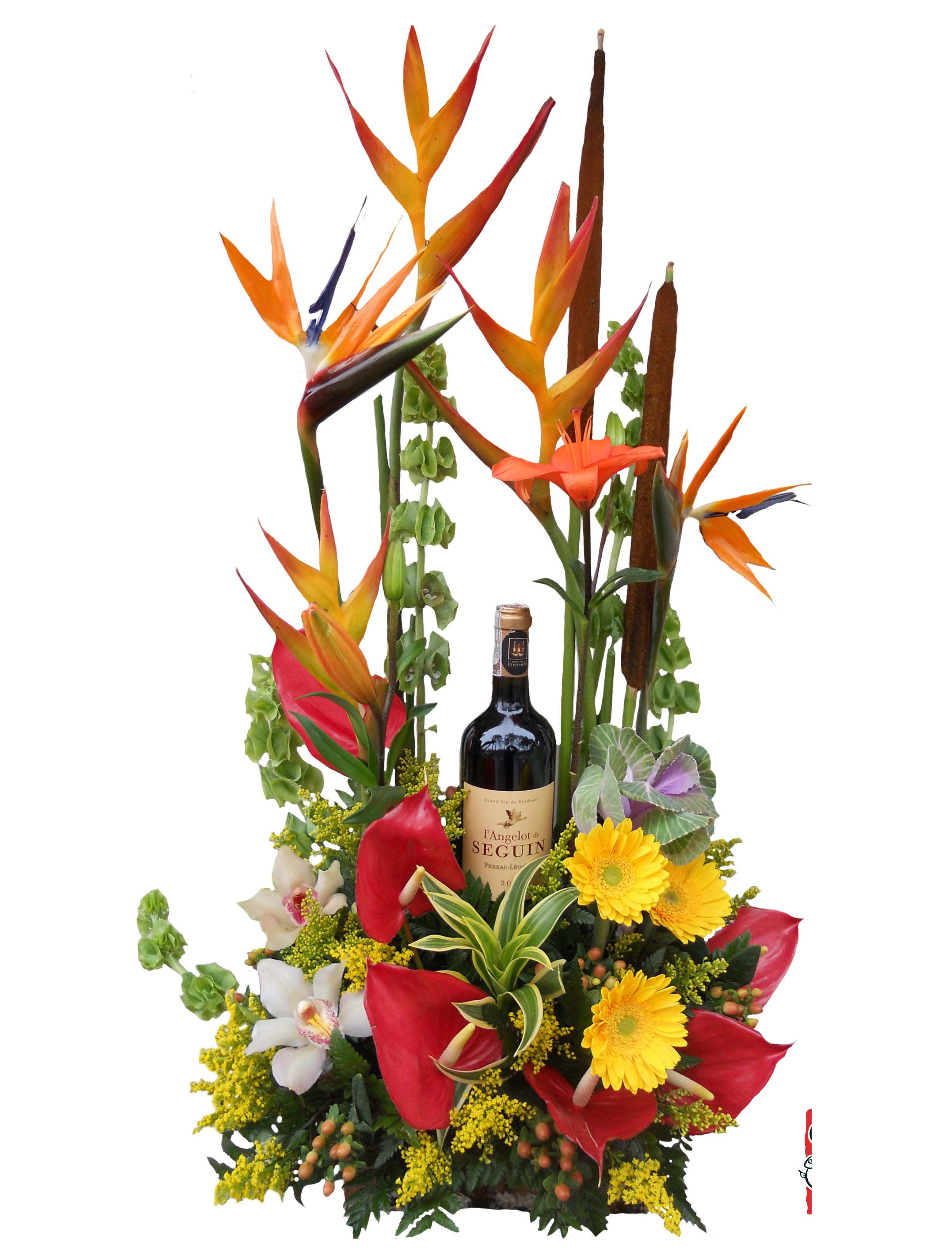 Home Digalo Con Flores