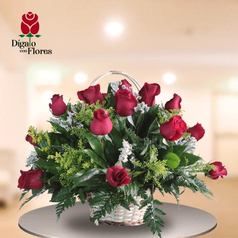 Rosas rojas Un corazón ansioso por darlo todo, sea lo que sea.